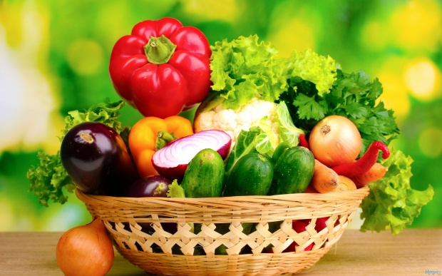 Vegetables-for-Healthy-Life